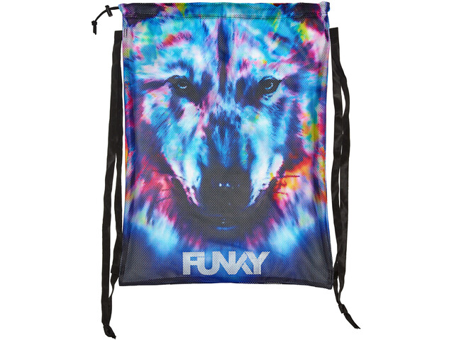 Funky Trunks Sac à mailles Homme, howl baby
